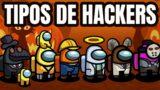 Tipos de Hackers en Among Us