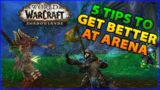 Top 5 Tips to Improve at WoW Arena PvP in Shadowlands
