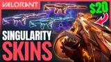 VALORANT | New AMAZING Singularity Skins & FX – Devs Talk Icebox