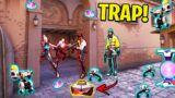 Valorant: Calculating the PERFECT TRAP! – 200IQ Plays & OP Tricks – Valorant Highlights