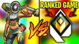 Valorant: We put an IRON in a RADIANT Ranked Game…