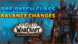 WoW Shadowlands Pre-Patch Class Balance Changes – Good or Bad?