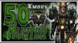 World of Warcraft BFA – 50 Unique Hunter Transmog Sets
