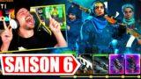 la SAISON 6 de Call of Duty MODERN WARFARE et WARZONE ! (Passe de Combat)