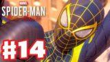 100% Complete! – Spider-Man: Miles Morales – PS5 Gameplay Walkthrough Part 14 (PS5 4K)