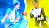 120 FPS PS5 vs. 60FPS PS4… (Fortnite 1v1)