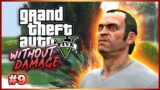Completing GTA V Without Taking Damage? – No Hit Run Attempts (One Hit KO) #9