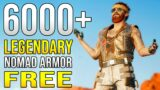 BEST ARMOR – Free Legendary Clothes Location in Cyberpunk 2077 EARLY Build Guide Nomad Gameplay!