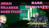 Cyberpunk 2077 – Adam Smasher Boss Fight – How to Defeat in Hard Difficulty + Act 3 – Total Immortal
