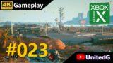 Cyberpunk 2077 Xbox Series X Gameplay 4K