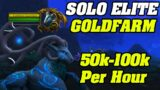 50,000g – 100,000g SOLO FARMING ELITES! Shadowlands Goldfarm