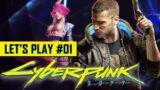 ALORS, CE CYBERPUNK ?   Cyberpunk 2077 – LET'S PLAY FR #1