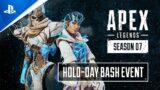 Apex Legends – Season 7: Holo-Day Bash 2020 Trailer | PS4