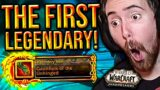 Asmongold Crafts His FIRST Shadowlands LEGENDARY