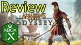Assassin's Creed Odyssey Xbox Series X Gameplay Review