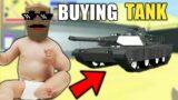 BABY JACK BUYING TANK FOR SAFETY   SASTI GTA V   DUDE THEFT WARS   GamerzZuana