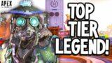 BLOODHOUND is TOP Tier! (Apex Legends)