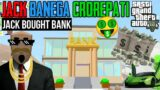BUYING BANK NOW JACK IS CROREPATI | Sasti GTA V | Tecnoji Gamer