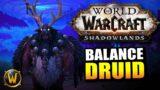 Balance Druid on the Shadowlands Beta // World of Warcraft
