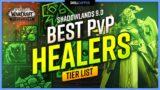 Best PvP Healers in Shadowlands 9.0 [Early Season 1] TIER LIST