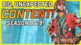 Big Unexpected Things To Come In Apex Legends Season 9, Dev Interview, Apex Legends News  #shorts