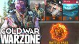 Black Ops Cold War: The FULL SEASON 1 BATTLE PASS! (WARZONE Season 1)
