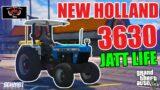 Buying Modified New Holland 3630 Tractor   Jatt Life in GTA V PUNJABI GAMEPLAY