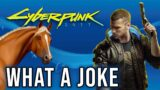 CD Projekt Red's Cyberpunk 2077 apology Is Inexcusable