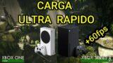 COMPARACION DE RENDIMIENTO DE XBOX SERIES X EN ARK SURVIVAL EVOLVED