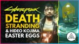 CYBERPUNK 2077 | Death Stranding & Hideo Kojima Easter Eggs!