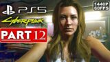 CYBERPUNK 2077 Gameplay Walkthrough Part 12 [1440P 60FPS PS5] – No Commentary (FULL GAME)