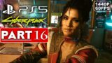 CYBERPUNK 2077 Gameplay Walkthrough Part 16 [1440P 60FPS PS5] – No Commentary (FULL GAME)