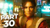 CYBERPUNK 2077 Walkthrough Gameplay Part 30 – DUST STORM (FULL GAME)