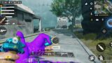 Call Of Duty Moble Gameplay part 5 trying Outrider -Cyberline charecter+PeacekeeperMK2 GUN