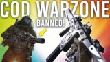 Call of Duty Warzone – Banned!