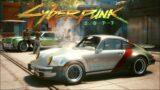 CyberPunk 2077 Xbox Series X – Driving 3 NEW Vehicles!! Porsche / Mini / Coyote (100% Game Save)