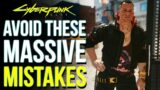 Cyberpunk 2077 – 8 Huge Mistakes You're Doing Right Now! (Cyberpunk Tips & Tricks)