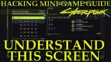 Cyberpunk 2077 Breach Protocol Intro Guide [Hacking Minigame Explained]