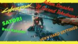 Cyberpunk 2077 | Defeating Adam Smasher in 21 seconds on VERY HARD game difficulty!