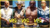 Cyberpunk 2077 GANG WARS – Valentinos VS 6th Street VS Animals VS Scavengers!