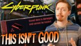 Cyberpunk 2077 Has A DISASTROUS Bug – Save Corrupts If You Loot Too Much & Exceed 8 MB ALL PLATFORMS