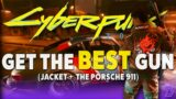 Cyberpunk 2077 – How to get the Best Pistol, Porsche 911 & The Samurai Jacket (Spoiler Free)