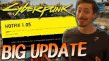 Cyberpunk 2077 Just Got A BIG 17 GB Update – Major Console Fixes, Mods Teased, & MORE!