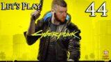 Cyberpunk 2077 – Let's Play Part 44: Peralez Problems
