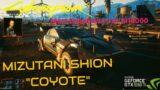 "Cyberpunk 2077 : MIZUTANI SHION ""COYOTE""(Most Expensive Car)"