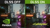 Cyberpunk 2077   NVIDIA DLSS – Up to 60% Performance Boost