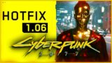 Cyberpunk 2077 News – NEW PATCH 1.06 Aims To Fix Corrupted Saves and More!