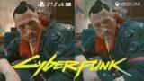 Cyberpunk 2077 PS4 PRO vs Xbox One X Graphics Comparison – ThePapiGfunk