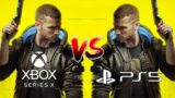 Cyberpunk 2077 – PS5 vs Xbox Series X Backwards Compatibility Frame Rate Test