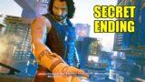 Cyberpunk 2077 – Secret ENDING (Don't Fear The Reaper Full Ending)